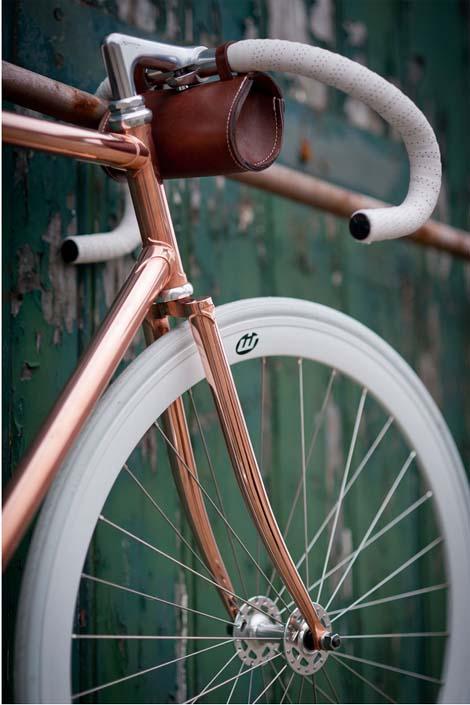 אופני נחושת