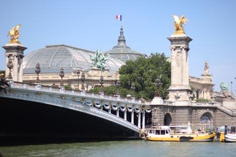 גשר אלכסנדר מהסיין