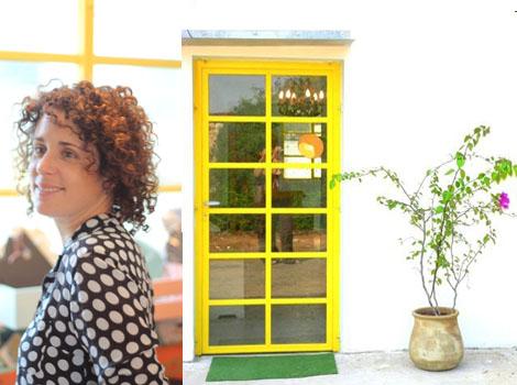 דלת הסטודיו