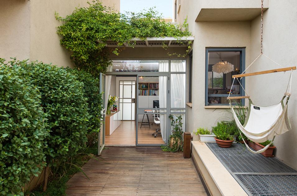 משרד ליאת הדס אדריכלות ועיצוב מהגינה