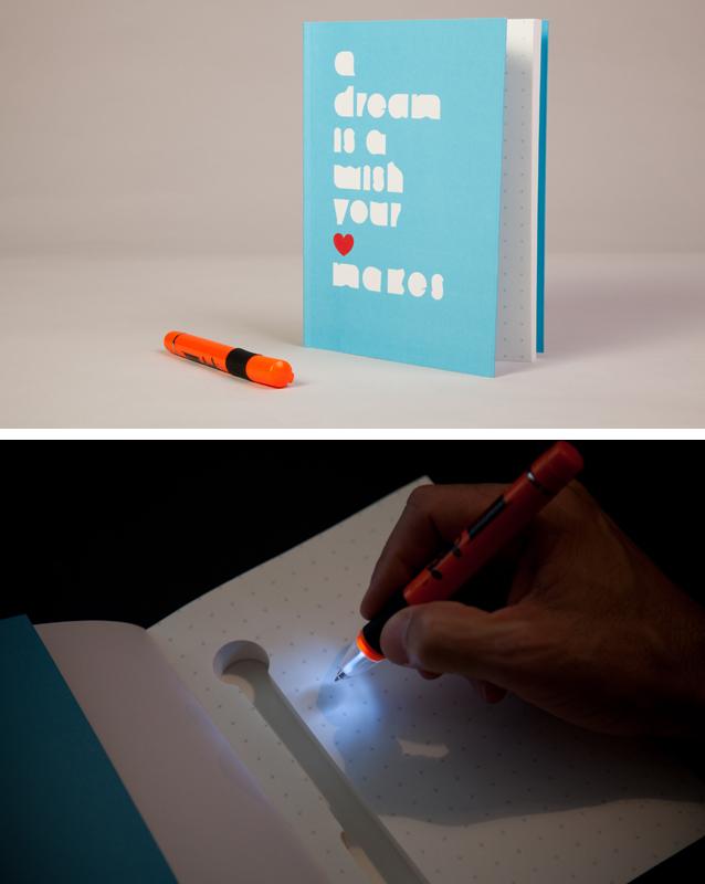 מתנה מחברת חלומות 2