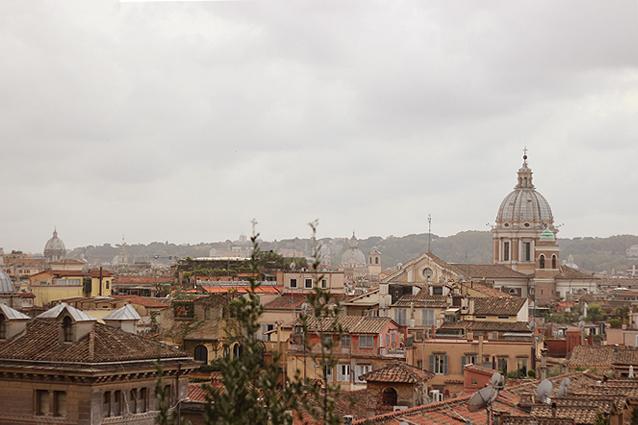 גגות רומא