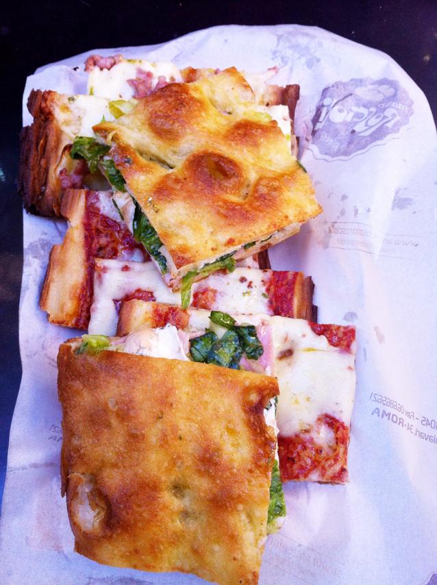 הפיצה הכי טובה ברומא