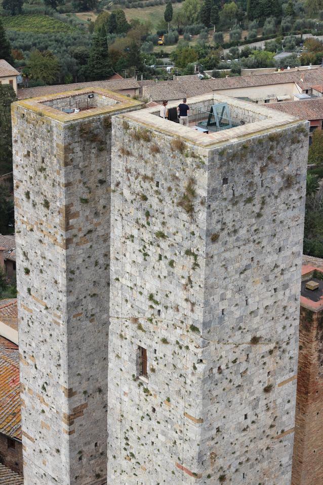 על המגדלים של סאן גמיניאנו