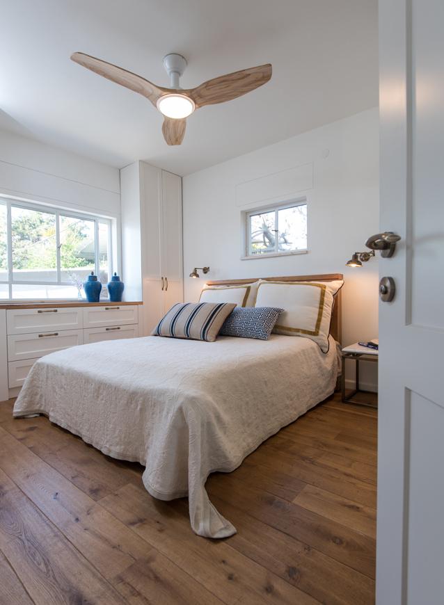 חדר שינה אנכי