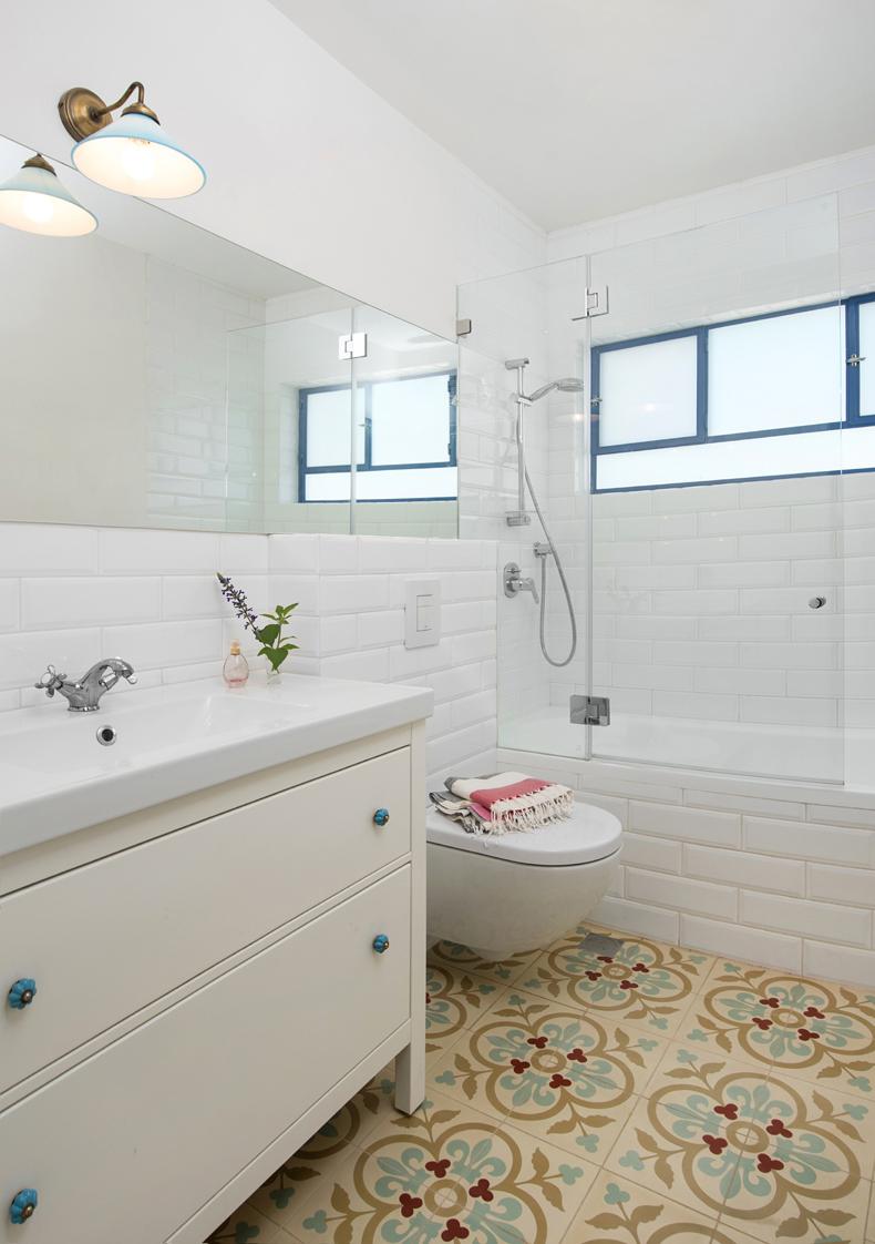 2 מקלחת ילדים